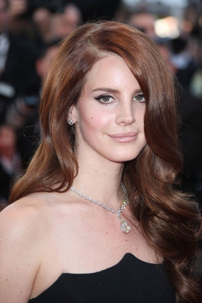 Lana Del Rey Diamond Statement Necklace