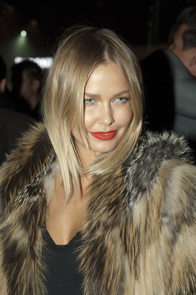 Lara Bingle Medium Straight Cut