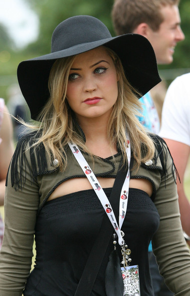 Laura Whitmore Sun Hat