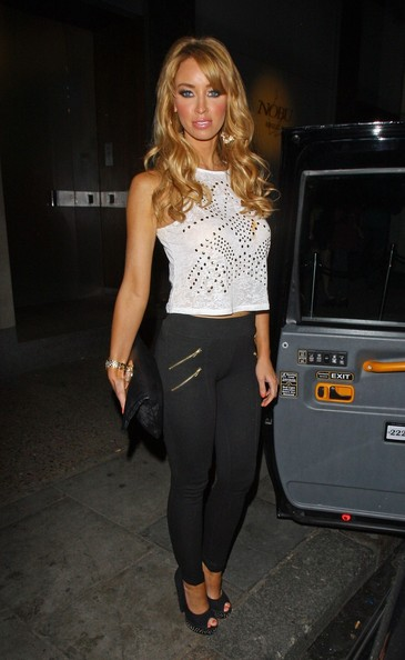 Lauren Pope Crop Top