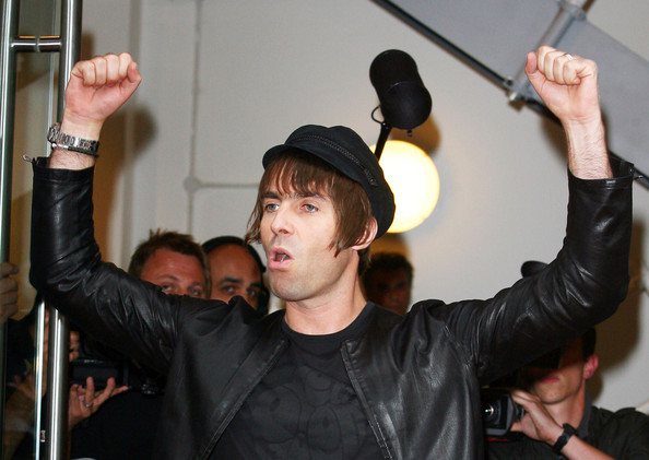 Liam Gallagher Newsboy Cap []
