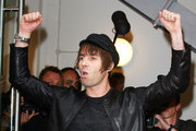 Liam Gallagher Newsboy Cap