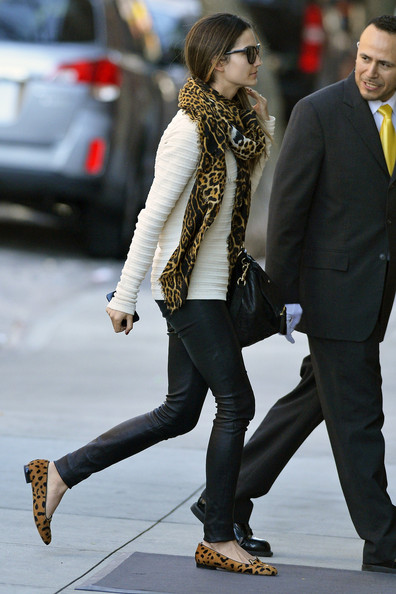 Lily Aldridge Casual Loafers