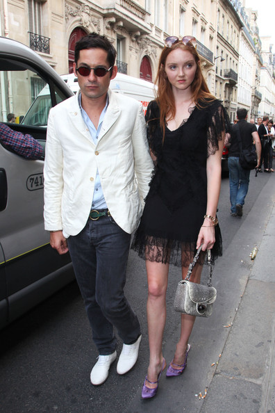 Lily Cole Leather Purse