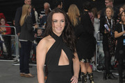 Liv Boeree Cutout Dress