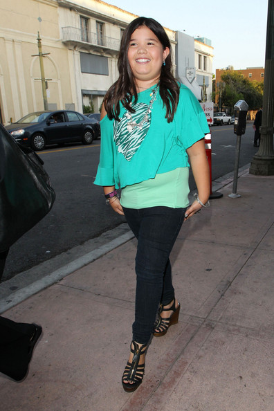Madison De La Garza Wedges