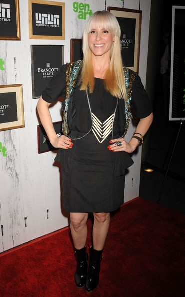 """Mickey Sumner attends the premiere of """"Missed Connections"""" on the opening night of the 17th Annual GenArt Film Festival in New York City"""