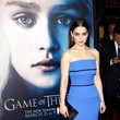 In Victoria Beckham At The 'Game of Thrones' Premiere, 2013