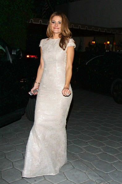 Maria Menounos Leaves the Golden Globes