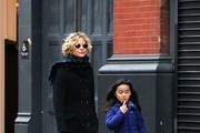 Meg Ryan Wool Coat
