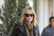 Melanie Griffith Leather Jacket