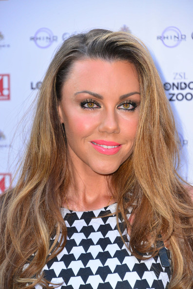 Michelle Heaton Layered Cut
