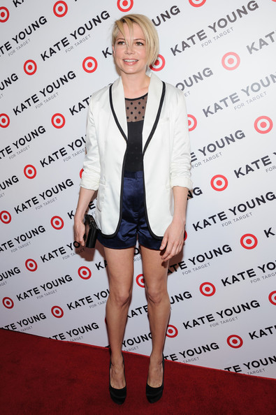 Michelle Williams Blazer