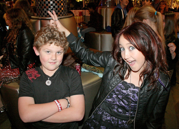 More Pics of Noah Cyrus Leather Jacket (1 of 6) - Noah Cyrus Lookbook - StyleBistro []