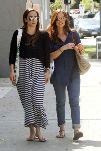 More Pics of Minka Kelly Printed Tote (1 of 11) - Printed Tote Lookbook - StyleBistro
