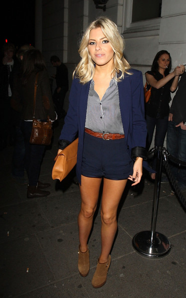 Mollie King Blazer