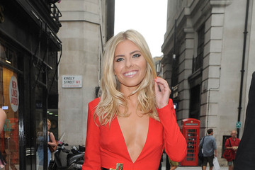 Mollie King Ravishes in Red — Obviously