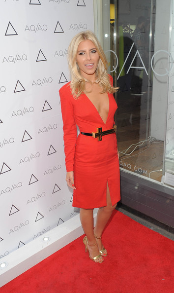 More Pics of Mollie King Cocktail Dress (1 of 16) - Dresses & Skirts Lookbook - StyleBistro