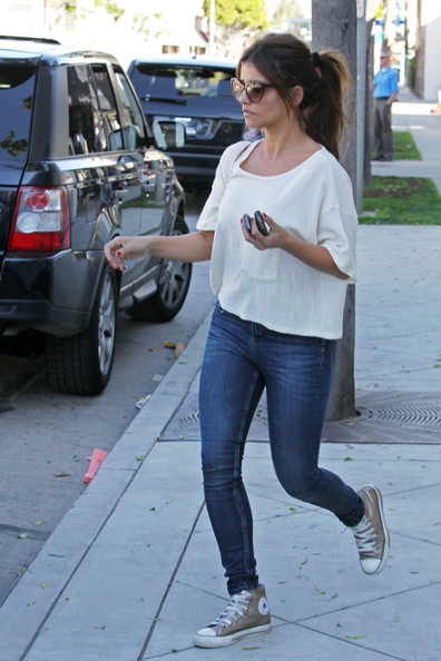 Monica Cruz Canvas Shoes