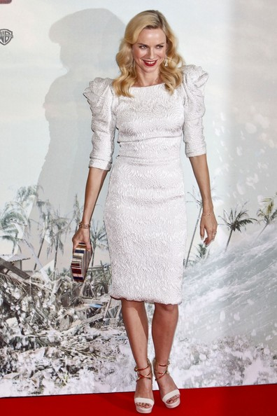 Naomi Watts Cocktail Dress