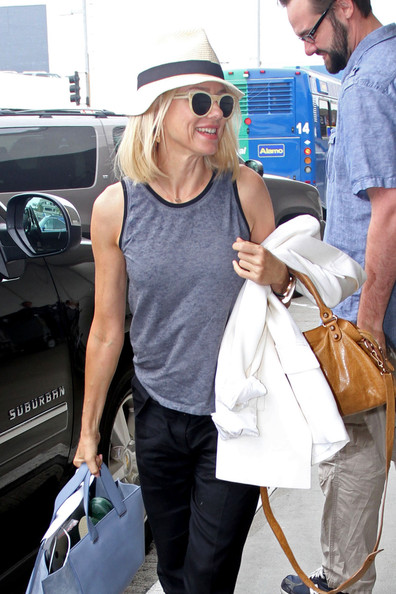 More Pics of Naomi Watts Tank Top (5 of 13) - Naomi Watts Lookbook - StyleBistro