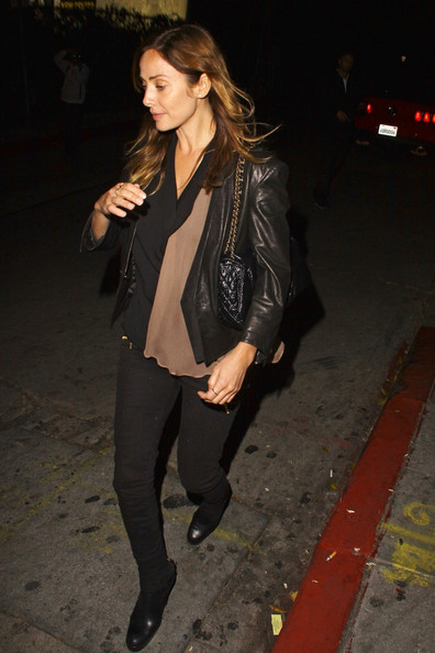 Natalie Imbruglia Ankle Boots