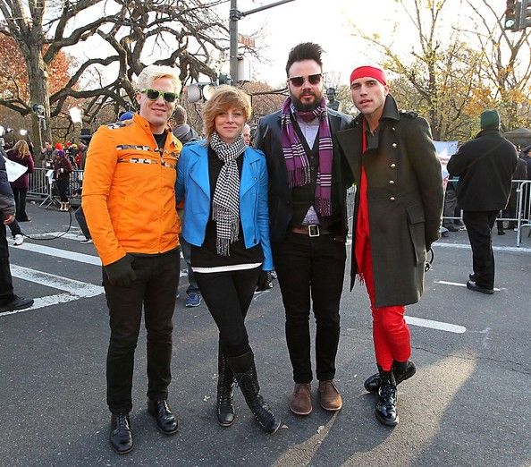 Carly Rae Jepsen Attends the Macy's Annual Thanksgiving Day Parade in New York City