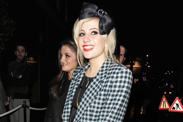 Vivienne Westwood Pixie Lott Nicola Roberts attends the Vivienne Westwood aftershow party at Bungalow 8