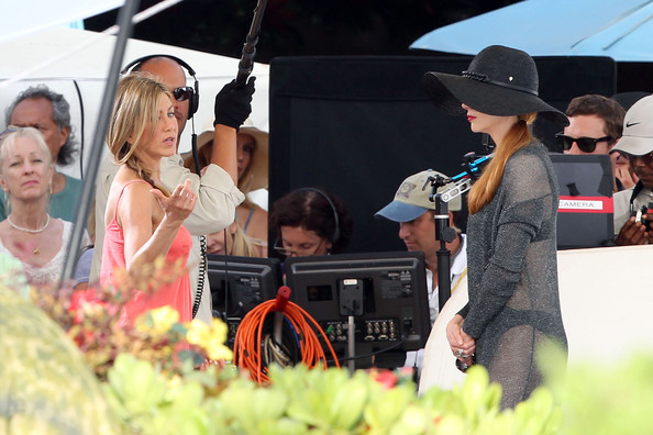 More Pics of Nicole Kidman Sun Hat (1 of 18) - Nicole Kidman Lookbook - StyleBistro