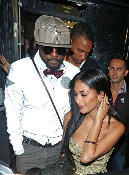 Celebs Leave the Whiskey Mist Club