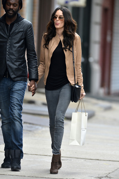 More Pics of Nicole Trunfio Skinny Jeans (2 of 7) - Skinny Jeans Lookbook - StyleBistro