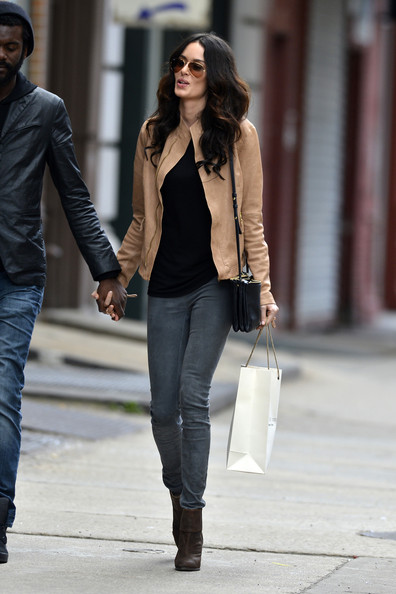 More Pics of Nicole Trunfio Skinny Jeans (4 of 7) - Skinny Jeans Lookbook - StyleBistro