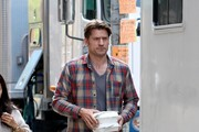 Nikolaj Coster-Waldau Button Down Shirt