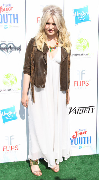 More Pics of Abigail Breslin Maxi Dress (1 of 8) - Maxi Dress Lookbook - StyleBistro