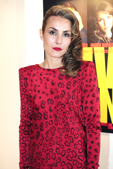 More Pics of Noomi Rapace Peep Toe Pumps (1 of 2) - Noomi Rapace Lookbook - StyleBistro