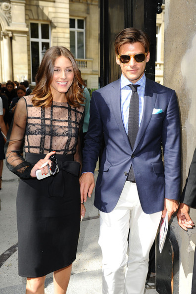 Olivia Palermo Cocktail Dress []