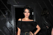 Oona Chaplin Little Black Dress