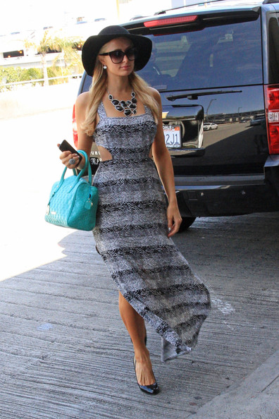 Paris Hilton Maxi Dress