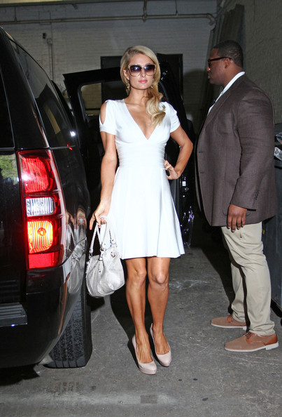 More Pics of Paris Hilton Cocktail Dress (1 of 7) - Paris Hilton Lookbook - StyleBistro