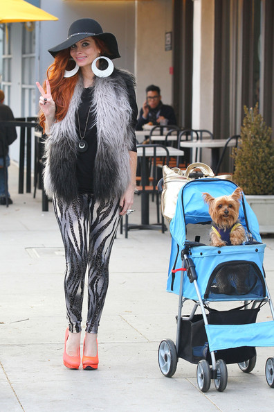 Phoebe Price Skinny Pants