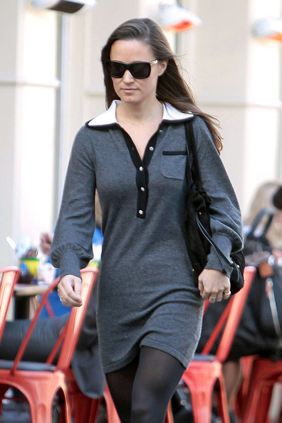 Pippa Middleton Sweater Dress
