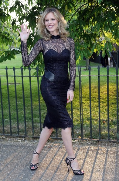 More Pics of Eva Herzigova Little Black Dress (1 of 2) - Eva Herzigova Lookbook - StyleBistro