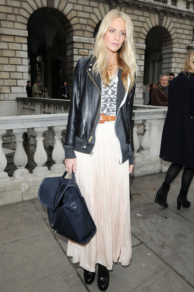 Poppy Delevingne Designer Backpack