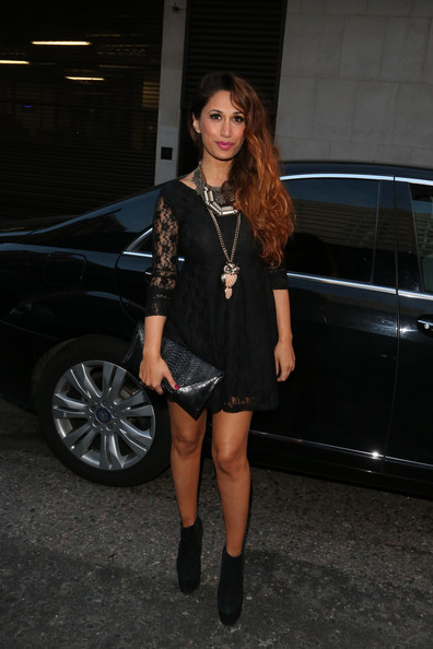 Preeya Kalidas Little Black Dress
