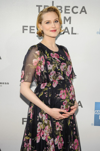 More Pics of Evan Rachel Wood Short Curls (1 of 12) - Evan Rachel Wood Lookbook - StyleBistro