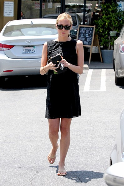 More Pics of Kristin Cavallari Little Black Dress (1 of 18) - Kristin Cavallari Lookbook - StyleBistro