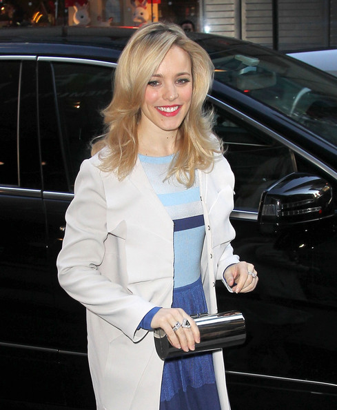 Rachel McAdams Layered Cut