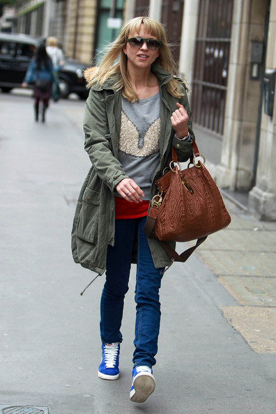 More Pics of Sara Cox Leather Tote (2 of 11) - Sara Cox Lookbook - StyleBistro
