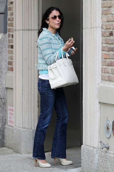 More Pics of Bethenny Frankel Bootcut Jeans (1 of 11) - Bootcut Jeans Lookbook - StyleBistro