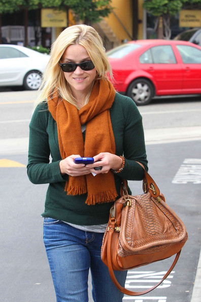 More Pics of Reese Witherspoon Ankle Boots (2 of 11) - Reese Witherspoon Lookbook - StyleBistro